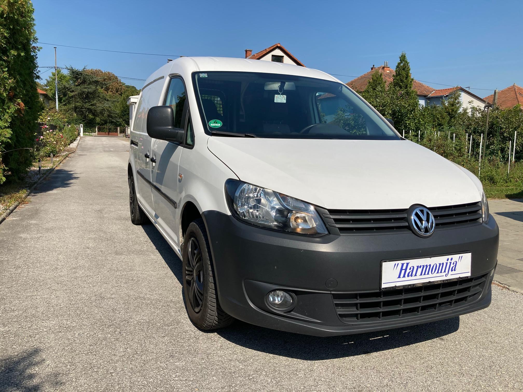VW CADDI MAXI