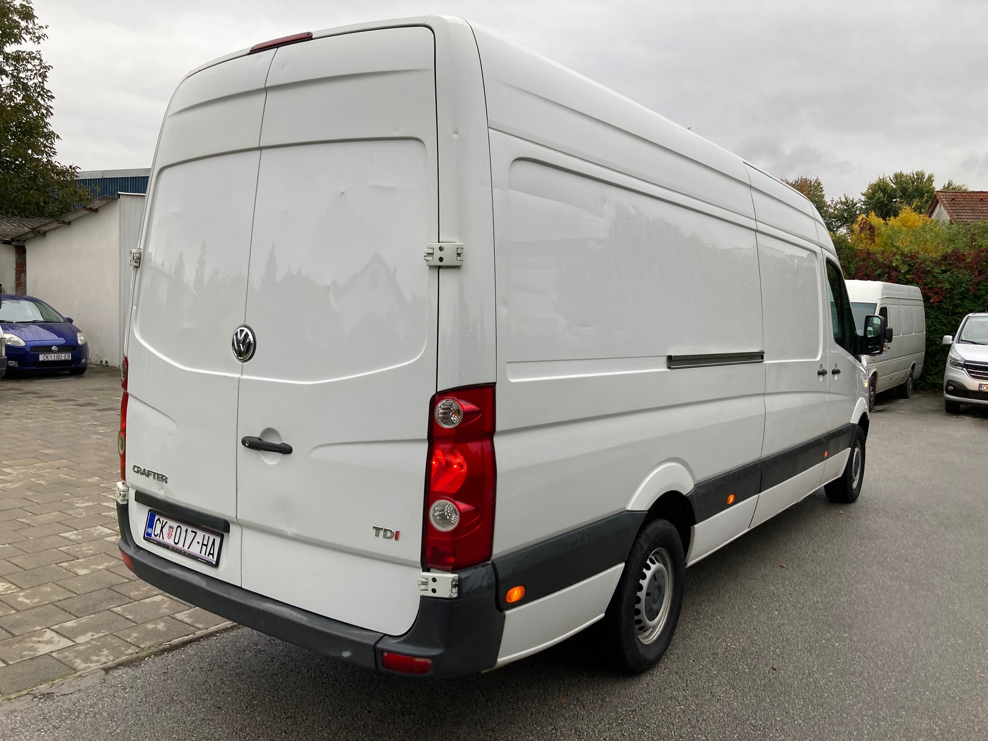 VW CRAFTER MAXI