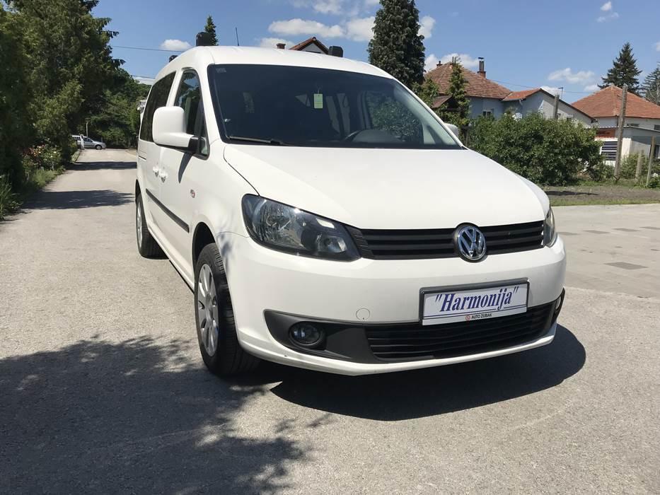 VW CADDY 6+1